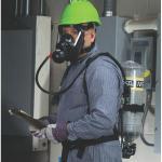 Proteção respiratória para espaço confinado