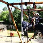 Locação equipamento acesso por cordas