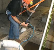 Locação de detector de gases